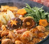 鶏すき鍋(1人前)