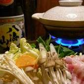 北海道札幌、北の台所と称されるこの町に素材にこだわる名店あり