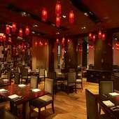 ホテル直営のレストラン、宿泊を兼ねた宴会やパーティーに最適