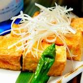 60年間地元で愛されてきた【目黒豆腐店】の味