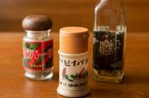料理の隠し味として多用される沖縄の香辛料