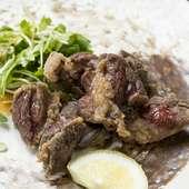 長崎ならではの新鮮で美味しい食材を心ゆくまで堪能できます