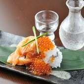 寿司ネタはもちろん、お米にもこだわった寿司だからこんなことも