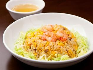 叉焼などを使ったベーシックな炒飯『広東風炒飯』