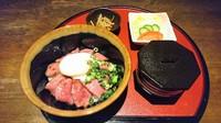 小鉢・サラダ・味噌汁付き