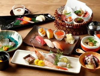 大切な方とのご会食や大事なご接待に。 お料理が充実した人気のコースです。