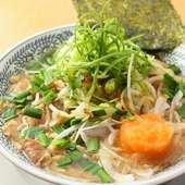 プチ贅沢な『〈熟成醤油〉野菜肉そば』