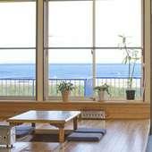 季節を問わない浜辺の楽しみ方、景色とグルメで身も心も大満足!