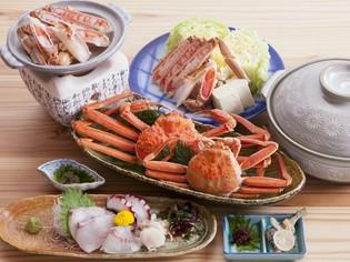 魚市場から直に仕入れる食材は鮮度抜群