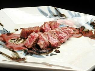 ブランドよりも長年の経験で選ぶ牛肉