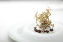 驚きの食材コラボ『牛蒡とミントとチョコレート』