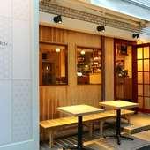 渋谷駅より徒歩5分。デートの帰りに気軽に立ち寄れます