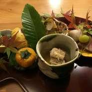 旬の魚や野菜を5~6種類盛り合わせ