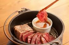 お肉はもちろん、お魚もお野菜も楽しめる人気No.1のコース!!