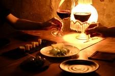 大人気メニュー「国産牛ヒレ肉の瞬間燻製」が入った全9品。 〇食後にはデザートプレート盛り合わせ〇