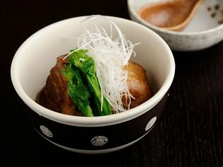 「阿波ポーク」を使いしっかりと味のしみ込んだ『豚の角煮』