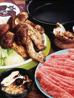 高級食材の食べ放題、【魚松】名物料理『名物あばれ食い』