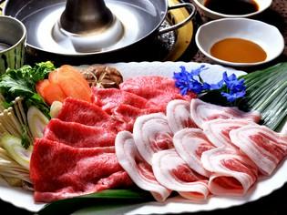 「えごま豚」などの健康志向の食材、確かな千里眼で肉選びします