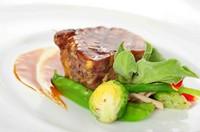 スペシャリテ 牛ほほ肉の赤ワイン煮込み パリのビストロ風