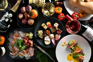 南アフリカ ワイン生産者を囲むディナー会