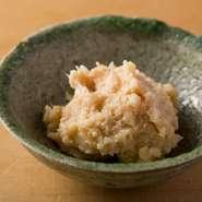 一品料理の定番でもある魚の味噌漬け。その美味しさを支えるのが、味わい深い京都の白味噌です。