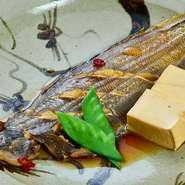 特産の佐賀醤油を使用し、新鮮な「くちぞこ」の美味しさを生かした煮付け。ホッとあたたかい佐賀の味です。