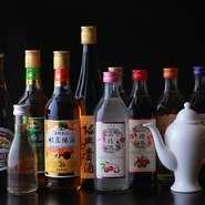 Aプランの飲み物+日本酒、ワイン、果実酒 (コース料理とともに4名様より 要予約)