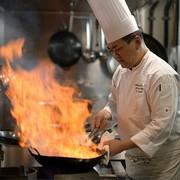 テーマは体に優しい中国料理