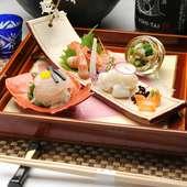 OLさんのランチやビジネスマンの接待、慶弔行事の食事に人気