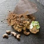 旬の野菜をマリネし旨味を引き出した、さっぱりとした冷製パスタ