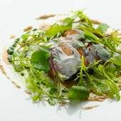 季節の豊かな恵みを活かした正統派フランス料理