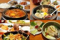 鍋ものや麺、ビビンバ、定食など各種ご用意しております。