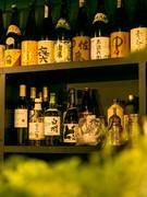日本酒30種・焼酎30種は全品500円です