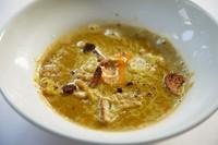 魚の旨みが迫り来る『磯魚のスープ ニース風』
