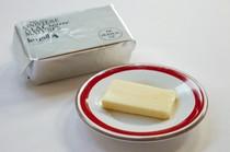 ルガールの発酵バターもシェフのお気に入りの食材