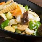 味彩炒麺(あんかけ焼きそば80'sスタイル)