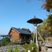 琵琶湖湖畔のログハウスが【シャーレ水ヶ浜】