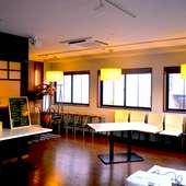 二階貸切立食スペース