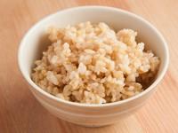 ヘルシー志向の料理長こだわりの『玄米ご飯』