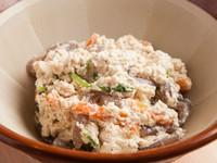 野菜をたっぷりと食べられるヘルシーな一品『白和え』