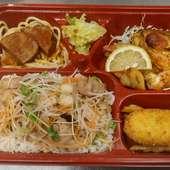 お弁当【2000円~】3名様よりお受けできます。