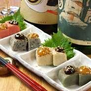 3500円~むすびめコースございます! 当店人気の、とろろとそぼろのサラダや、生麩田楽、とうもろこしの天ぷらなど、女性に人気なお料理のバリエーション豊富に取り揃えております!
