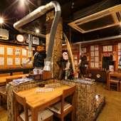 沖縄音楽を聴きながら、ゆっくりと寛ぐことができます