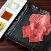 肉にこだわりあり!山形牛や黒毛和牛など質の良いお肉が勢ぞろい