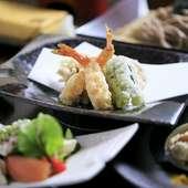 九州の新鮮な食材を丁寧に仕上げた料理の数々