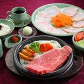 大切な方をもてなす会食や接待に。日本酒好みの方のもてなしに