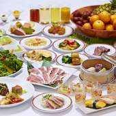 沖縄の食材をふんだんに、斬新な味わいに出会えます