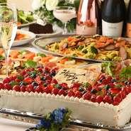 旬の食材を使った本格イタリアンの飲み会プランで美味しく楽しく盛り上がりましょう!宴会用の飲み会プランから結婚式二次会用のプランまでいろいろなプランをご用意しております!