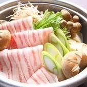 豚肉鍋(1人前~)