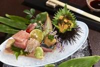 食する前に目で楽しめて二度美味しい気持ちになる『刺身』